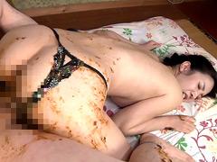 スカトロプレイのし過ぎで膣炎と子宮内膜症した女の動画